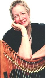 Sue Richards-Celtic harp